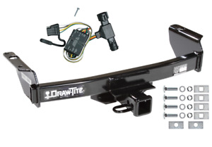 Trailer Tow Hitch For 93 99 Ford Ranger 94 09 Mazda B series W Wiring Harness