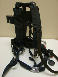 Survivair Panther Industrial Scba 2002 style niosh