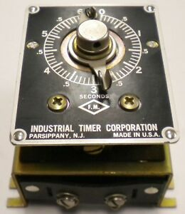 Industrial Timer Sf 6