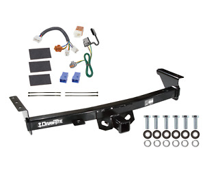 Trailer Tow Hitch W Wiring Kit No Drill Fast Shipp