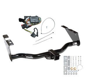 Trailer Tow Hitch For 96 00 Chrysler Town Country Dodge Grand Caravan W Wiring