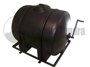 125 Gallon Asphalt Sealcoating Tank Hand Agitated 12 500 Sq Ft Steel Frame