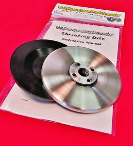 Sd4kit 4 5 easy Shrink Shrinking Disc Kit 4 1 2 Grinder Shrinker Tool