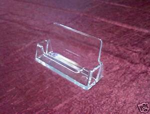 Acrylic Business Card Holder Stand Display Wholesale