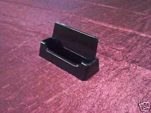 50 Black Business Card Display Stand Holders Wholesale