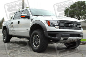Amp Research Powerstep Electric Running Board Side Step Ford F150 Svt Raptor
