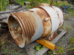 125 Hp Westinghouse Continuous low Rpm Electric Motor