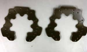 Aftermarket Fits Toyota Sequoia Cup Holder Inserts 1st Row New Pair