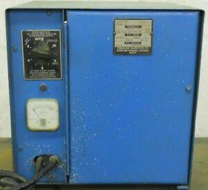 Industrial Battery Charger Fl6 510 Capacity 6 Cells 230v 400a 1ph 60hz