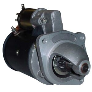 D8nn11000ce Starter For Ford Lucas Nh Tractor 2000 3000 4000 5000 7000 8000 9000