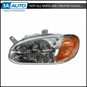 Headlight Headlamp Driver Side Left Lh For 98 01 Kia Sephia