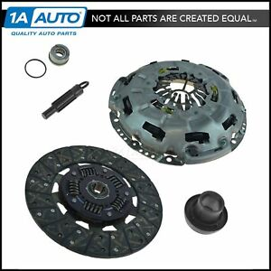 Complete Clutch Disc Pressure Plate Kit Set For Ford F150 Pickup Truck