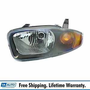 Headlight Headlamp Driver Side Left Lh New For 03 05 Chevy Cavalier