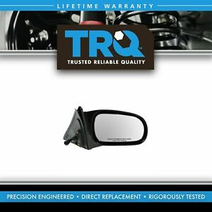 Manual Remote Mirror Right Rh Passenger Side For 96 00 Honda Civic Sedan 4 Door