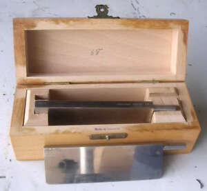 Sartorius werke Nothung C Microtome Blade Case Of Two