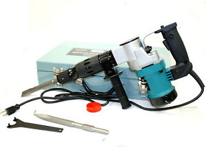 3800bpm 1050w 1 1 2 Electric Demolition Hammer Concrete Breaker W Chisels Bits