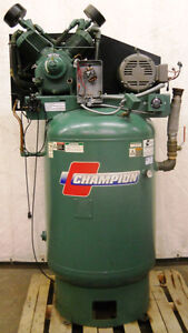Champion Air Compressor Model No Vr10 12