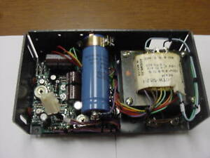 Lambda Lot w 5152 a Triple Output Regulated Dc P s
