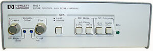 Agilent hp 1142a Probe Control And Power Module