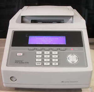 Abi Geneamp 9700 Pcr Thermal Cycler 96 Well Aluminum