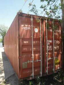 40 Used Hc Shipping Storage Container Detroit Mi