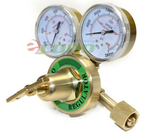 Victor Style Oxygen Regulator Ul List Pressure Gauges