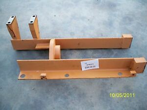 New Komatsu D20 D21 Track Adjuster Frame For Dozer Or Loader