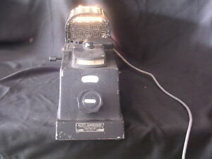 Klett Summerson Photoelectric Colorimeter as Is Vintage