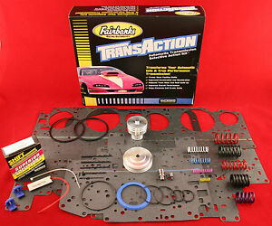 Ford Aode Aod e 4r70w Transmission Fairbanks Transaction Performance Shift Kit