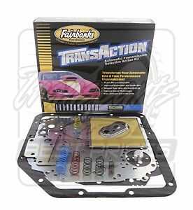 Th350 Turbo 350 Transmission Transaction High Performance Shift Kit 1969 79
