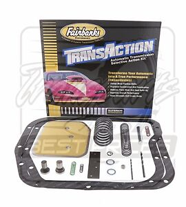 Tf8 A727 727 A904 904 Transmission Transaction Faribanks Performance Shift Kit