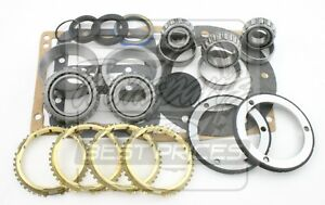 Dodge Getrag G360 5 Speed Transmission Rebuild Kit With Synchro Rings 1988 on