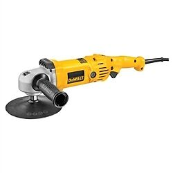 Dewalt 849p Variable Speed Buffer polisher