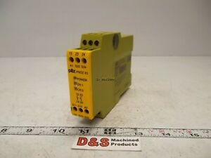 Pilz Safety Relay Pnozx5