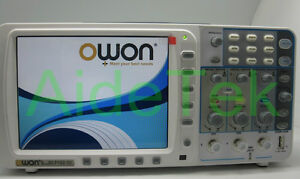 Lowest Noise Deep Memory Owon 100mhz Oscilloscope Sds7102 1g s Large 8 Lcd Vga