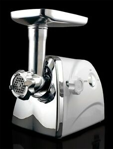 New 3000w Professional Compact Electric Meat Grinder Sausage Stuffer 3 4 Hp