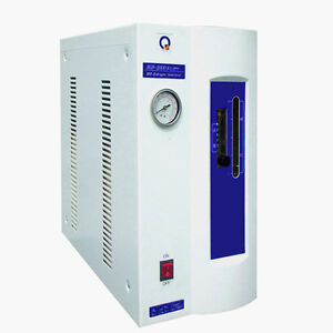 High Purity Hydrogen Gas Generator H2 0 500ml Pem Electrolyzer