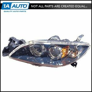 Hid Xenon Headlight Headlamp Driver Left Lh For 04 06 Mazda 3 4 Door Sedan