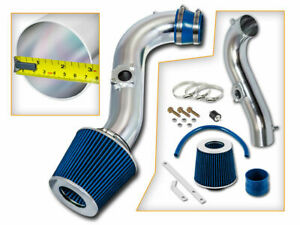 Short Ram Air Intake Kit Blue Filter For 01 05 Lexus Is300 Altezza 3 0 L6