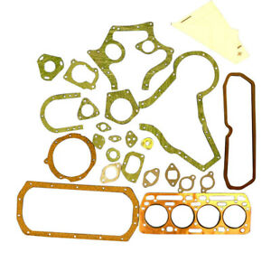 Case ih International B275 B414 424 434 444 354 Bd154 Overhaul Gasket Set