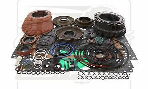 4l60e Chevy Transmission Power Pack Red Eagle Kolene Rebuild Kit 1997 2003 Gm