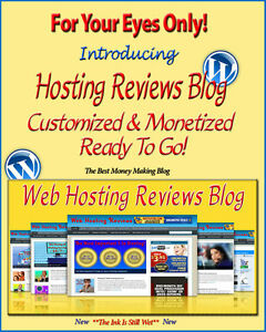 Web Hosting Reviews Blog Self Updating Website Clickbank Amazon Adsense More