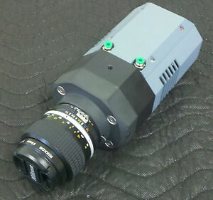 Andor Ccd Camera With Cci 010 Pci Card tested