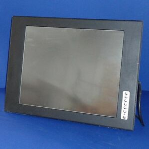 Nematron Lynx Series Industrial Pc Touch Screen Interface pzf
