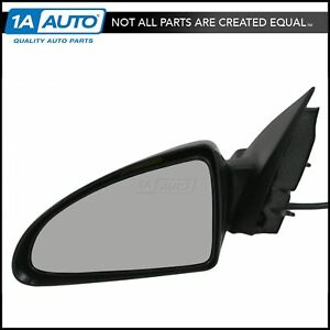 Power Folding Mirror Driver Side For 2006 2007 2008 Chevy Malibu