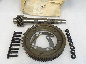 Mopar Nos New 04057394 4 Speed Transmission Gear Set A412 M Z 1983 M1