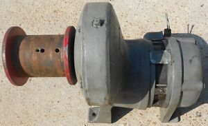 Lima Electric Motor And Speed Reducer Hp 1 Rpm 1730 Ph 3 Cyc 60
