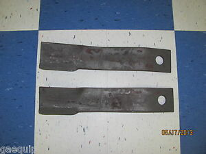 John Deere W45327 Blades Fits The Mx5 And Mx6 Rotary Cutters Same Day Shipping