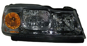 New Replacement Headlight Assembly Rh For 2006 07 Saturn Vue
