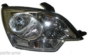 New Replacement Headlight Assembly Rh For 2008 09 Saturn Vue
